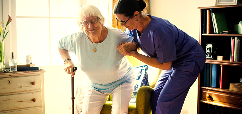 Image for Are Personal Care Assistants Missing Out On Education?