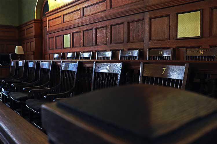 Jury seats | Image