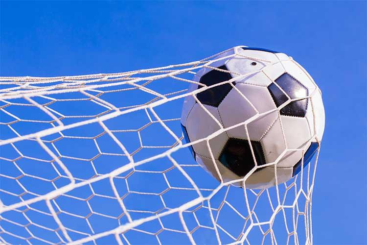 Soccer ball goal | Image