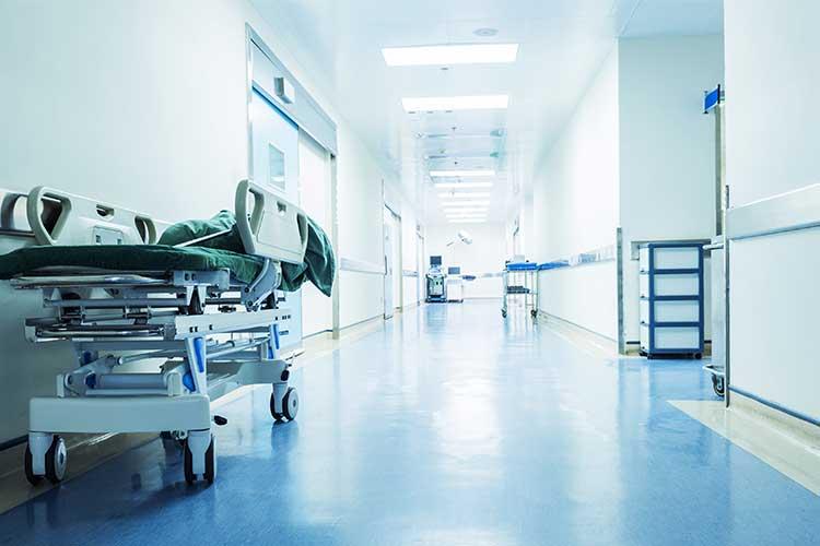 Hospital hallways | Image
