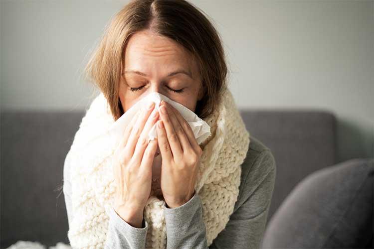 handwashing sneeze