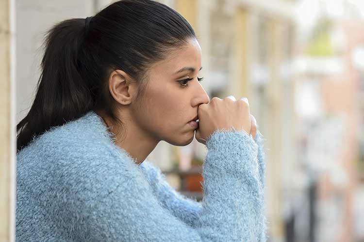 anxiety thinking