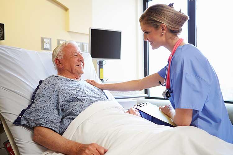 delegate patient