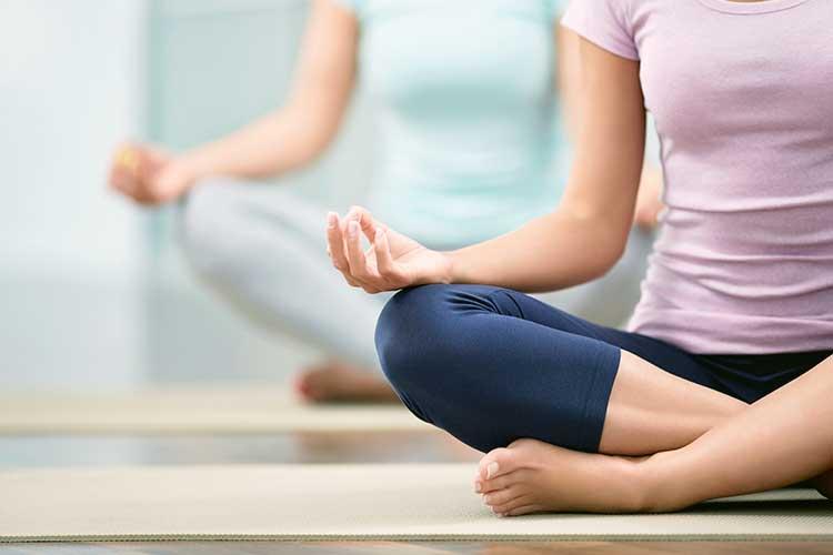 trauma yoga
