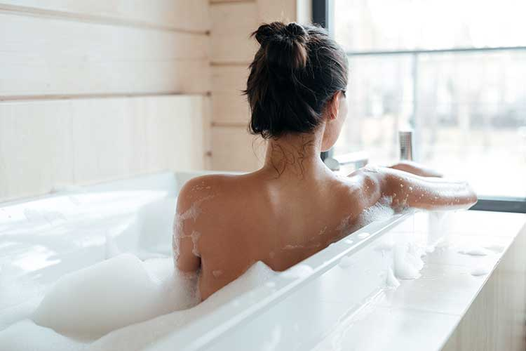 wellbeing bath