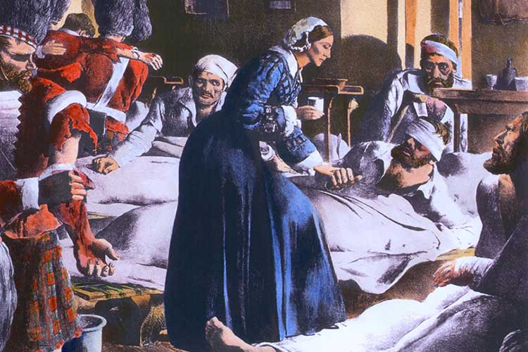 nurse leadership florence nightingale
