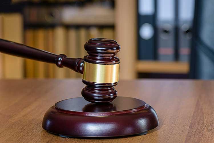 medical negligence judge gavel
