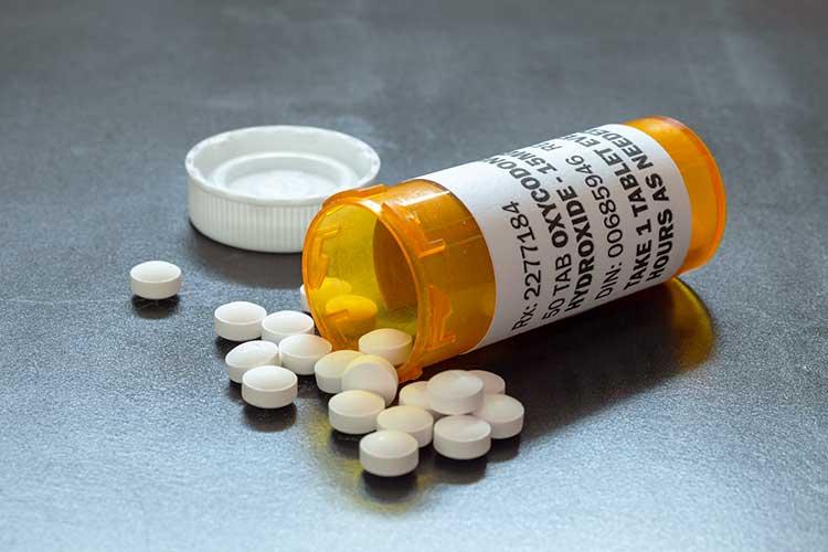 schedule 8 medicines opioids