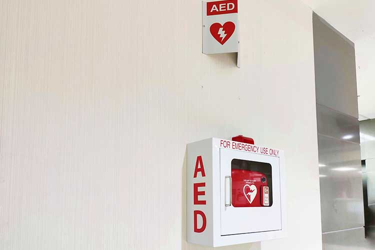 basic life support drsabcd automated external defibrillator