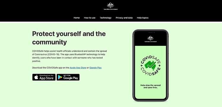 COVIDSafe App | Image