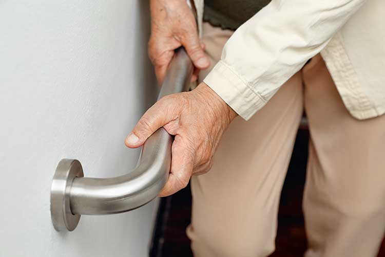 hip fracture preventing falls