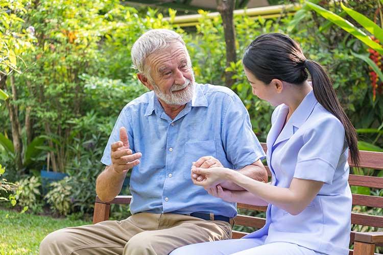 aged care quality survey carer client
