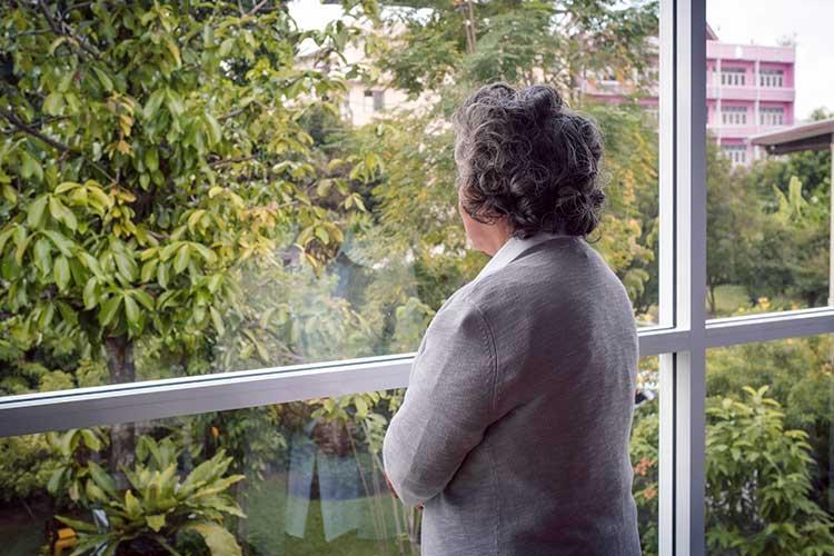 aged care quality survey client sad
