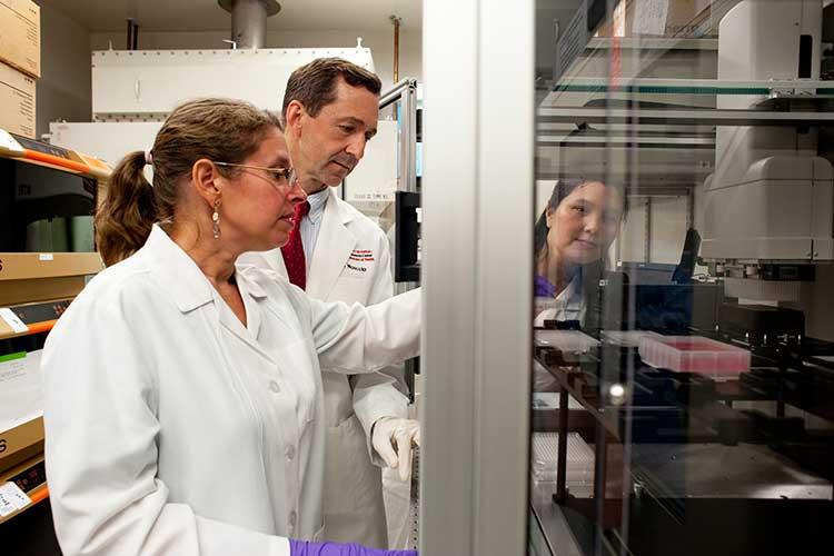 hiv vaccine research