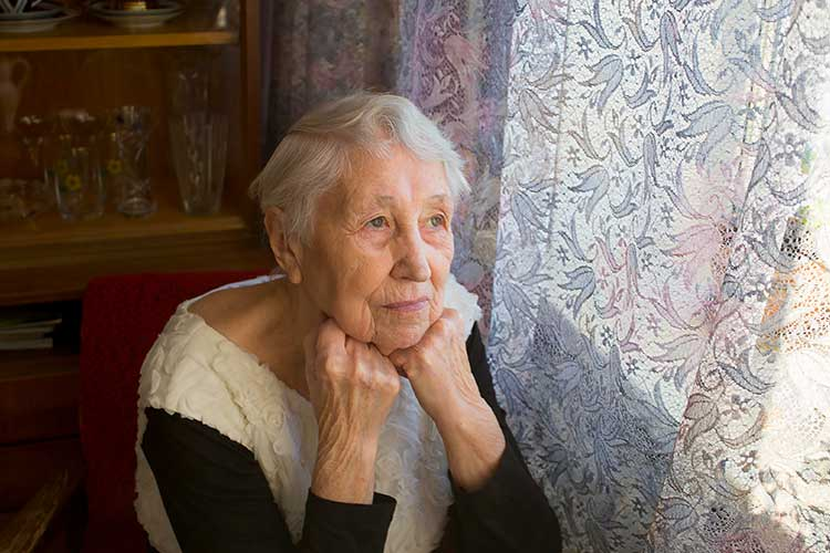 transitioning aged care loss grief