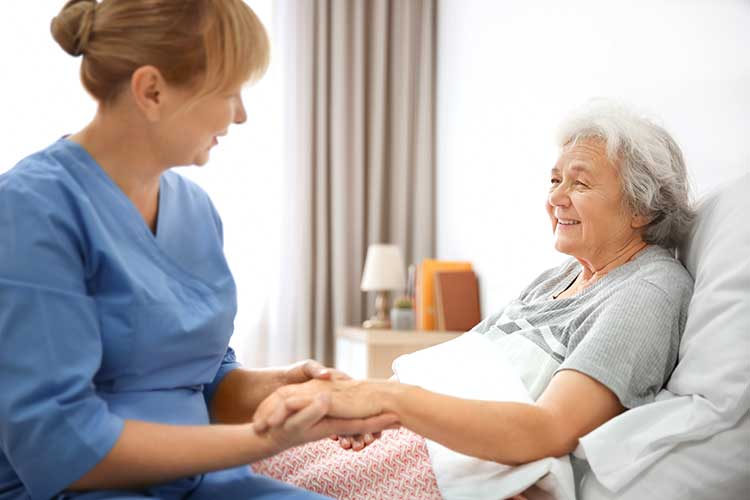 transitioning aged care loss grief supporting clients