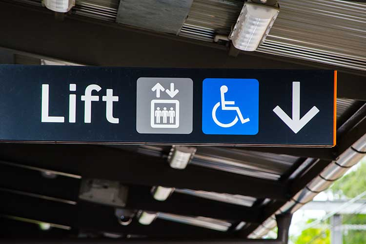 inivisble disability international symbol of disability