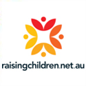 Raising Children logo | Image