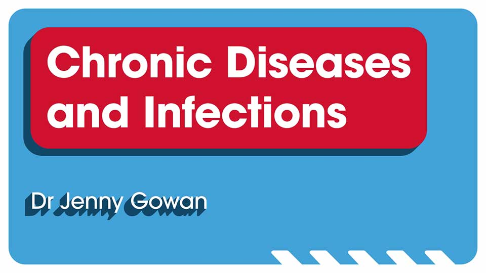 Image for Chronic Diseases and Infections