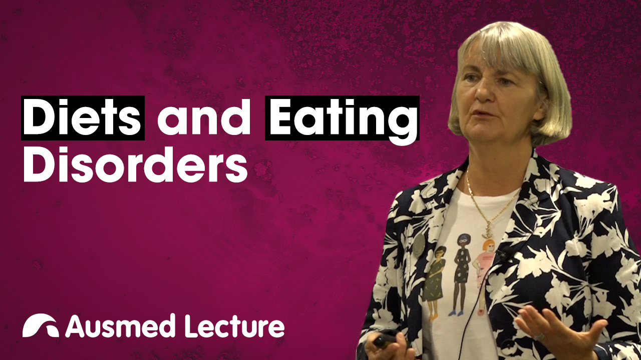 Cover image for lecture: Diets and Eating Disorders