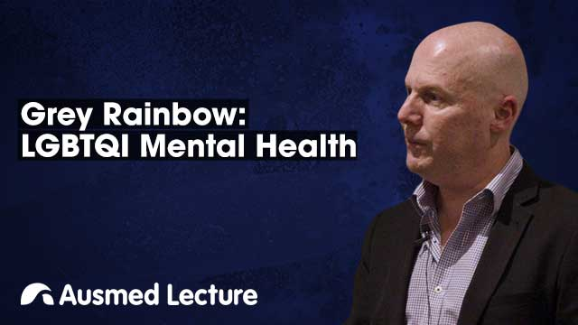 Cover image for lecture: LGBTQI Mental Health