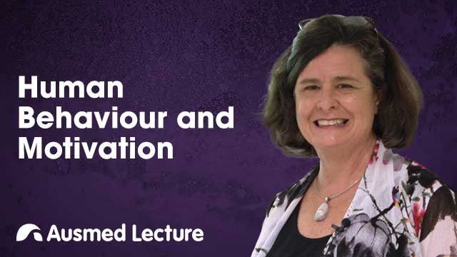 Cover image for lecture: Human Behaviour and Motivation (Part One)