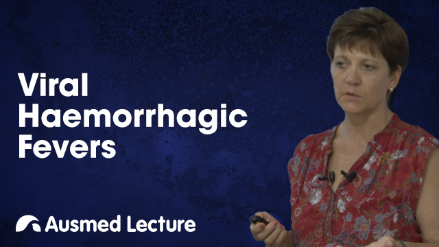 Cover image for lecture: Viral Haemorrhagic Fevers
