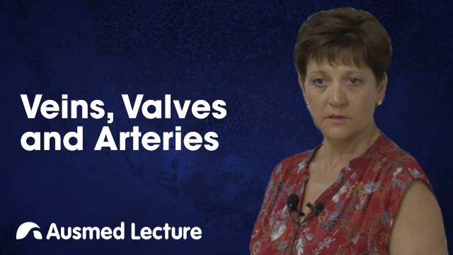 Cover image for lecture: Veins, Valves and Arteries