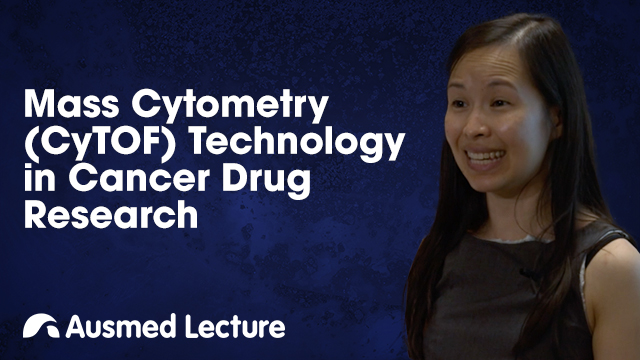 Cover image for lecture: Mass Cytometry (CyTOF) Technology in Cancer Drug Research