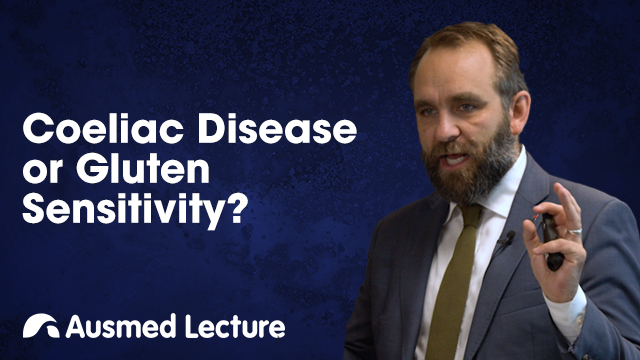 Cover image for lecture: Coeliac Disease or Gluten Sensitivity?