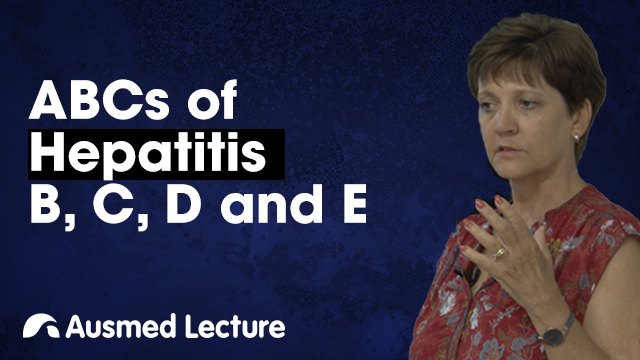 Cover image for lecture: ABCs of Hepatitis B, C, D and E
