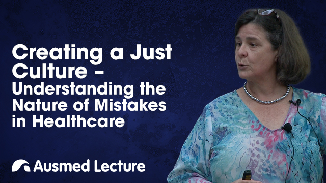 Cover image for lecture: Creating a Just Culture