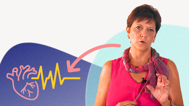 Cover image for lecture: Understanding the Basic Principles of an ECG