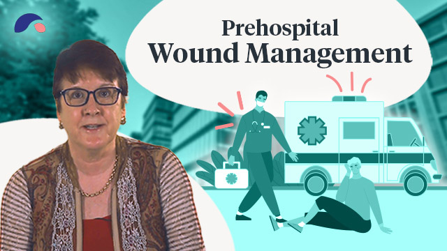 Cover image for lecture: Prehospital Wound Management