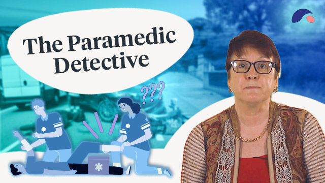 Cover image for lecture: The Paramedic Detective