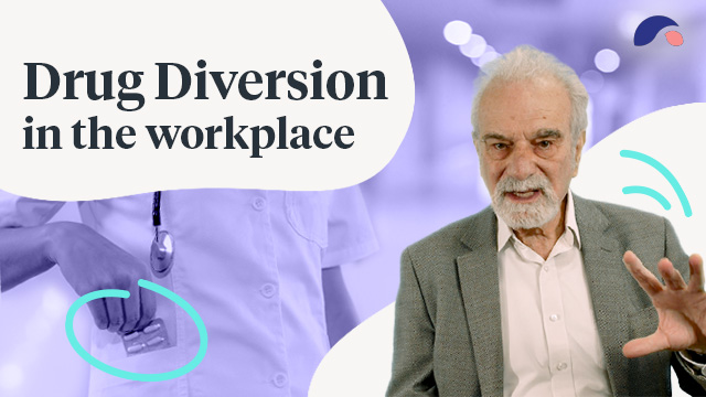 Cover image for lecture: Drug Diversion in the Workplace