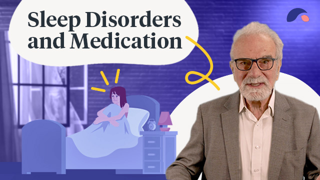 Cover image for lecture: Sleep Disorders and Medication