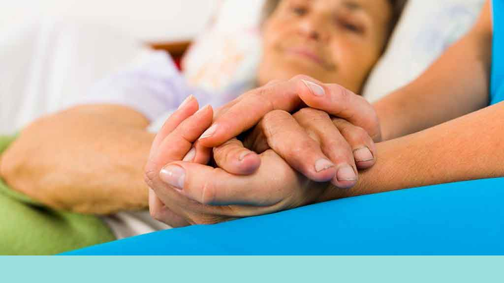 Image for Dementia and Palliative Care